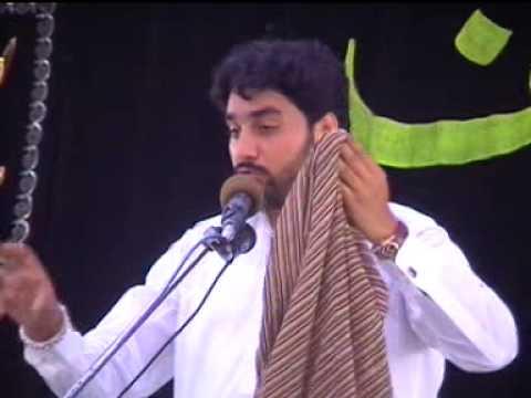 Zakir Waseem Abbas Baloch 07 October 2012 { Reza E Najaf video