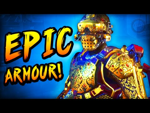 EPIC ARMOUR! - Call of Duty: Advanced Warfare (SUPER RARE)