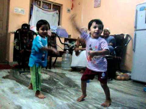 Anirudh & Darshan Dance video