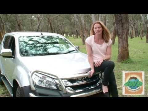 Emma George reviews the new Isuzu MU-X!