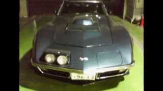 "My memories 1970 Chevy Corvette 454 ""Time machine"""