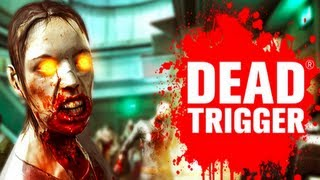DEAD TRIGGER iPhone/iPad Gameplay (Universal App)