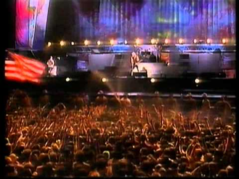 Metallica Live at Woodstock 1994 Saugerties NY 8-13-1994