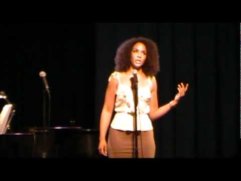 Stephanie Umoh - Letting You Go (Jason Robert Brown)
