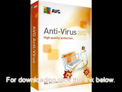 Avg 2012 antivirus with serials free full version download