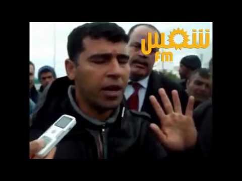 image vid�o وصول البحّارة الـ9 لميناء المهديّة بعد غرق مركبهم