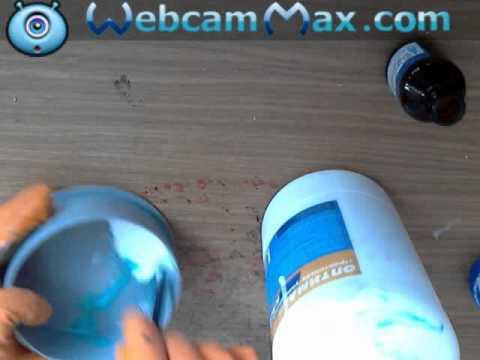 Как сделать лизуна из гуаши