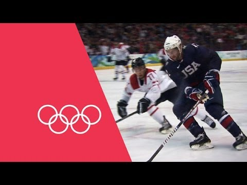 In this special 'Team' edition of the 'Athlete Profile' series the USA's Olympic Ice Hockey team talk to us about the silver medal triumph in Vancouver and t...