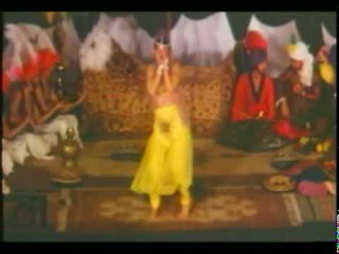 Ahmad Albar - Zakia (klip asli)