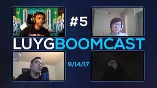 LUYG BOOMcast #5 ft. Aris, Rickstah & MYK