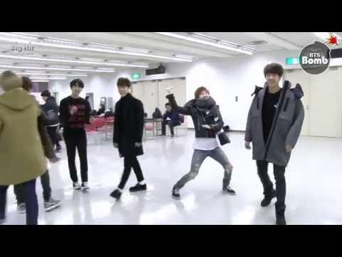 [BANGTAN BOMB] BTS' rhythmical farce! LOL