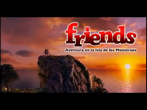 FRIENDS: Aventura en la isla de los Monstruos (Trailer)