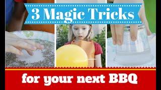 PARTY MAGIC TRICKS