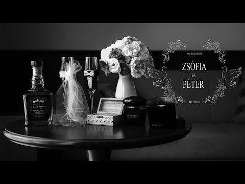 Zsófia és Péter Highlight II