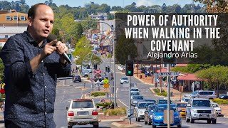 "Ps Alejandro Arias ""Power of authority when walking in the covenant.""Towoomba QLD"