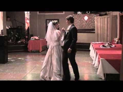Инна и Павел «Свадебный вальс» Mecano «Hijo de la Luna»