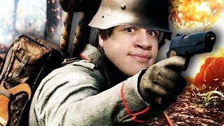 MÉDICO DE ELITE! - Battlefield 1