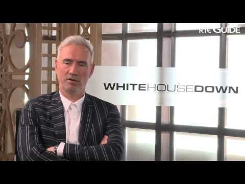 RTÉ Guide Interviews White House Down Director Roland Emmerich