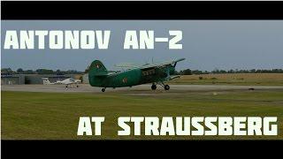 Antonov An-2 in Strausberg (EDAY)