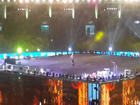 Shobana Dance Live Stage Performance  35th National Games 2015 In Kerala video