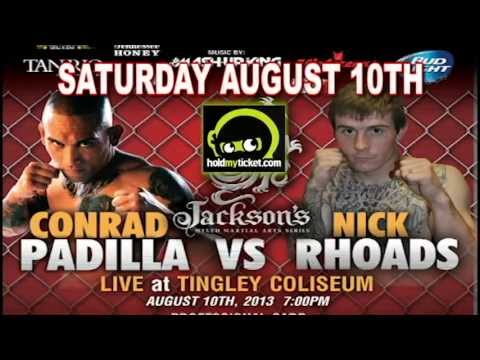 Jacksons MMA Series 11 Official Commercial