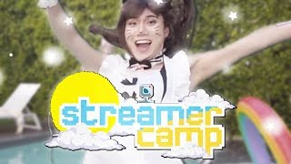 Creating a Summer Camp for Twitch Streamers