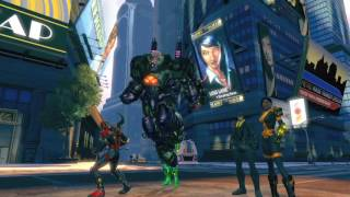 DC Universe Online - DCUO - Legend trailer - PS3