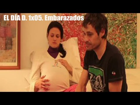 El Día D.1×05.Embarazados