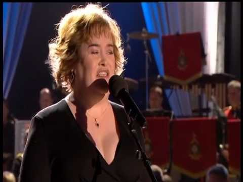 Susan Boyle - Mull of Kintyre - Windsor - 2012