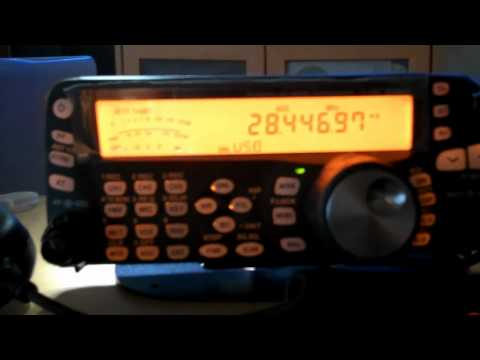 Kenwood TS 480 On 10m