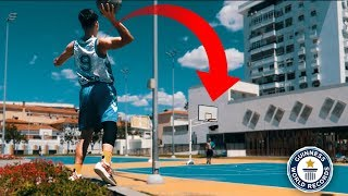 TIROS IMPOSIBLES BALONCESTO | IMPOSSIBLE BASKETBALL TRICK SHOTS