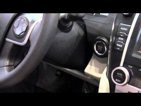 2012 Toyota Camry Start Car With Dead Smart Key Battery