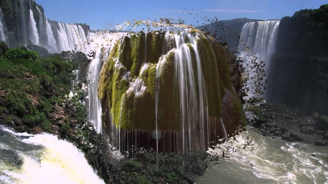 Les grands cascades et chutes d 39 eau youtube - Chutes victoria piscine du diable ...