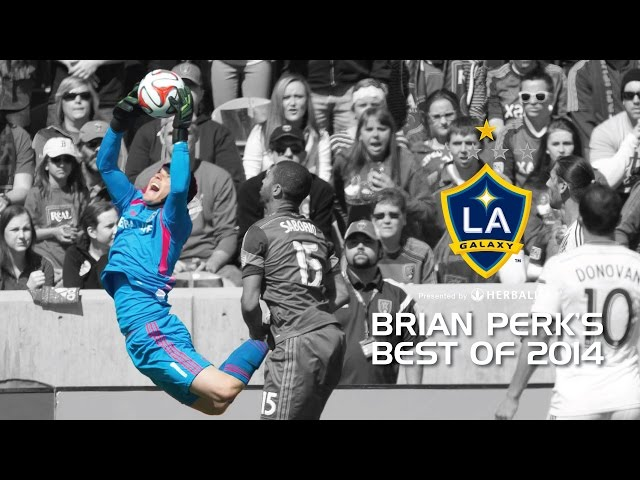 HIGHLIGHTS: The BEST of Brian Perk's 2014 Season