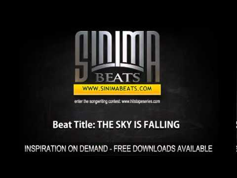 THE SKY IS FALLING (Rock Instrumental) Sinima Beats