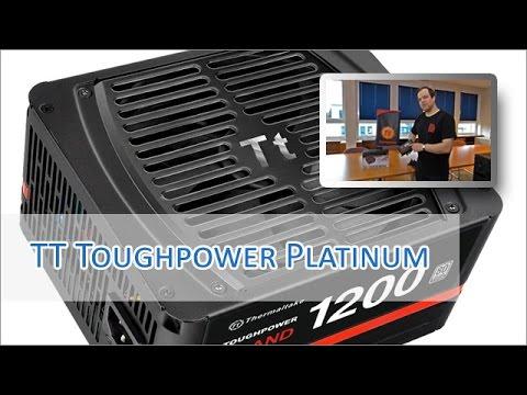 Thermaltake Toughpower Grand 850W Platinum [german/HD]