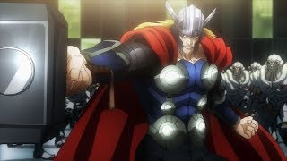 Thor - Fight & Power Compilation (Animated) [HD]