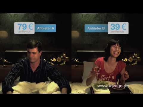 trivago TV Spot Hotelpreisvergleich