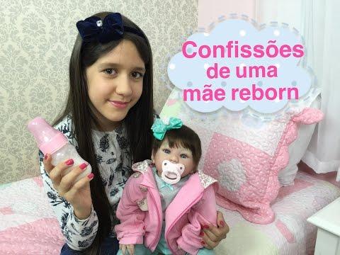 Tag: Confissões de uma mamãe reborn - Fernanda Lima