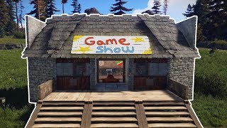 Making BANK From DEDICATED Contestants! - Rust [GAME SHOW] Shop