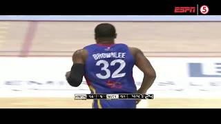 Justin Brownlee Highlights - FOR THE FILIPINO - Mighty Sports PH
