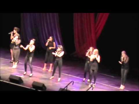 Delilah :: Whole set at Acapella Palooza