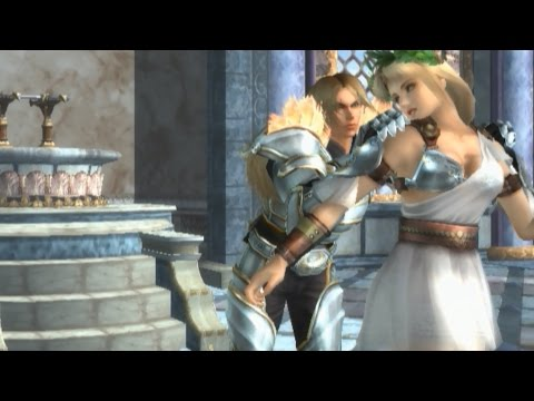 Soul Calibur III - Siegfried & Sophitia with Cassandra's Ending