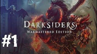 Darksiders Warmastered Edition - Прохождение игры #1