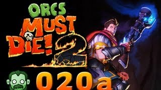 Let's Play Together: ORCS MUST DIE 2 #020 Part 1 - Fat Mamas in the House  [deutsch] [720p]