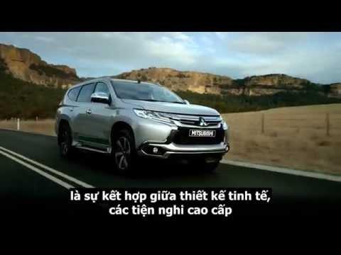 [Vietsub] Mitsubishi Pajero Sport 2016 - Cỗ máy off road sang trọng