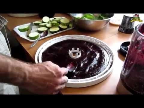 Пастила из кабачков в домашних условиях рецепт 134