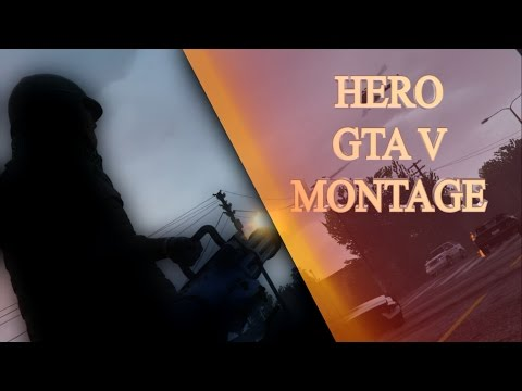 GTA 5 - MONTAGE - [HERO] thumbnail