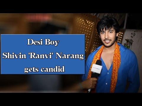 Desi Boy Shivin 'ranvi' Narang Gets Candid video