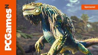 The Great Jagras | Walking with Monsters episode 1 #MonsterHunterWorld